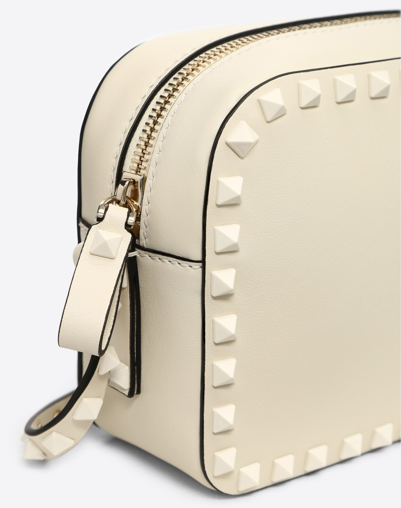 VALENTINO GARAVANI Rockstud Cross-body Bag CROSS BODY BAG D b