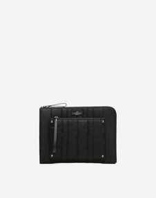 VALENTINO GARAVANI UOMO DOCUMENT CASE U Stud detail document holder f