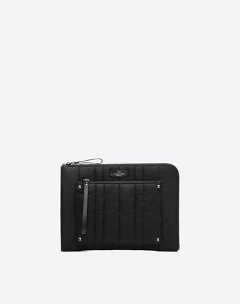 VALENTINO GARAVANI UOMO TECHNOLOGY U VLTN tablet holder  f