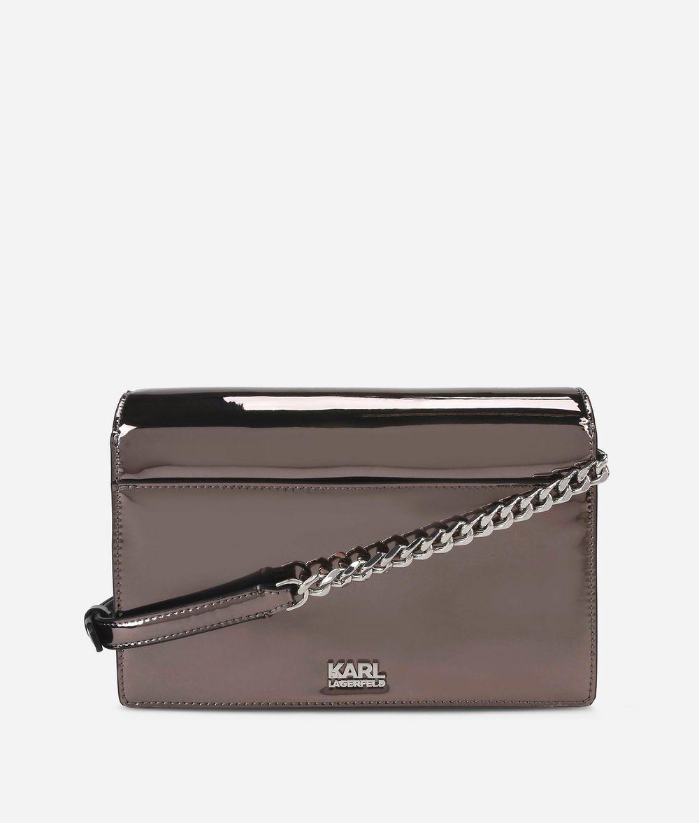 KARL LAGERFELD K/Ikonik Shoulder Bag Shoulder bag Woman d