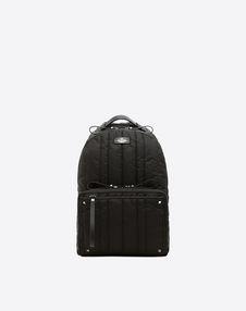 VALENTINO GARAVANI UOMO Backpack U Stud detail rucksack  f