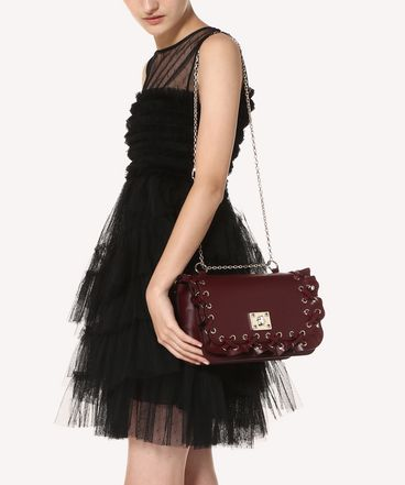 REDValentino QQ2B0A76EAV W53 Shoulder bag Woman b