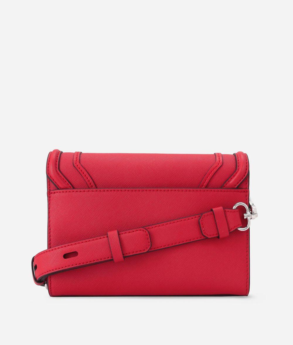KARL LAGERFELD K/Rocky Small Leather Shoulder Bag Shoulder bag Woman d