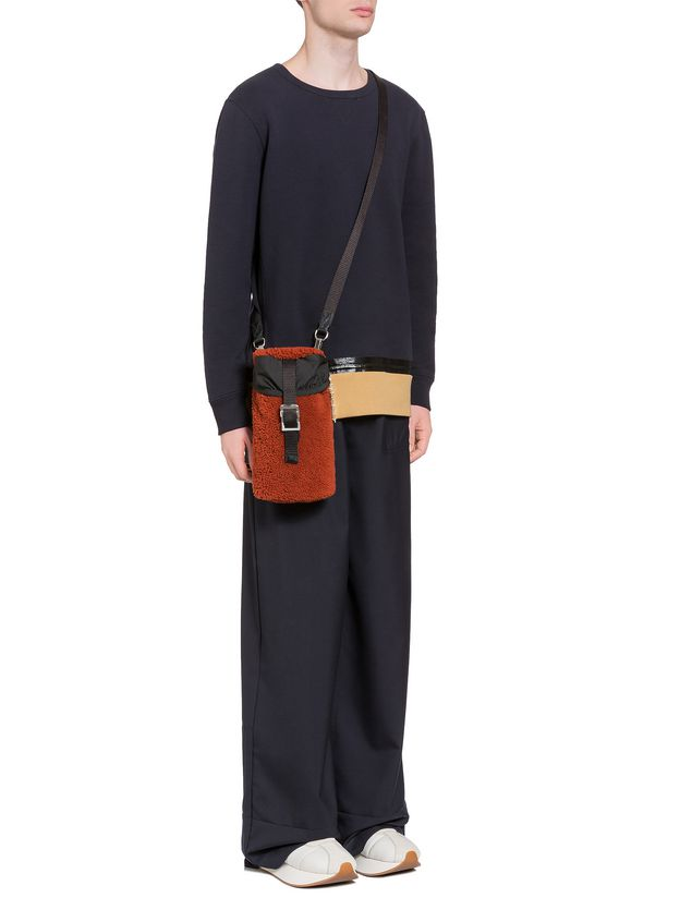 Marni Sheepskin shoulder bag Man - 5