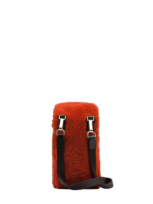 Marni Sheepskin shoulder bag Man - 3