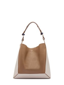 Marni FRAME bag in calfskin leather Woman