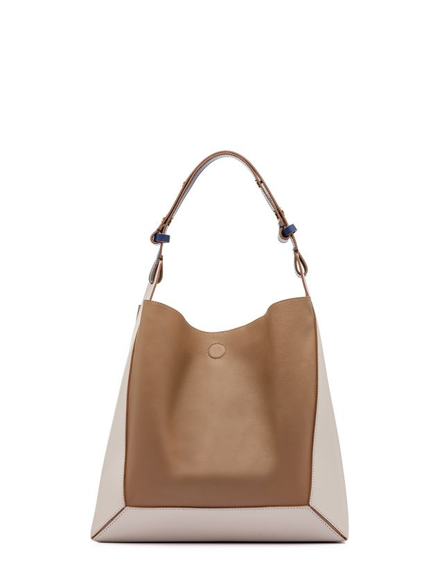 Marni FRAME bag in calfskin leather Woman