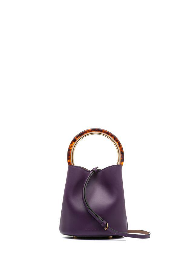 Marni Calfskin PANNIER bag Woman