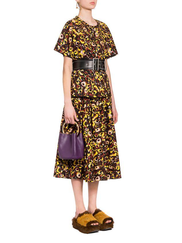 Marni Calfskin PANNIER bag Woman - 5