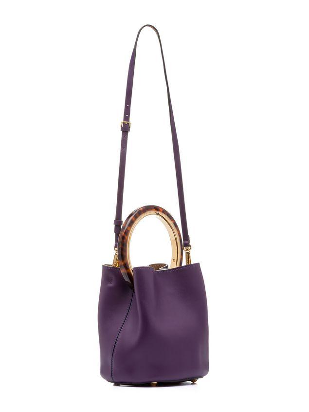 Marni Calfskin PANNIER bag Woman - 2