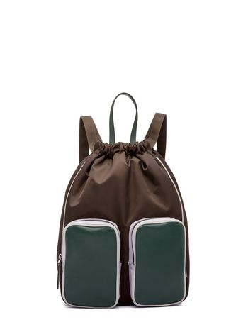 Marni Backpack in technical nylon Woman