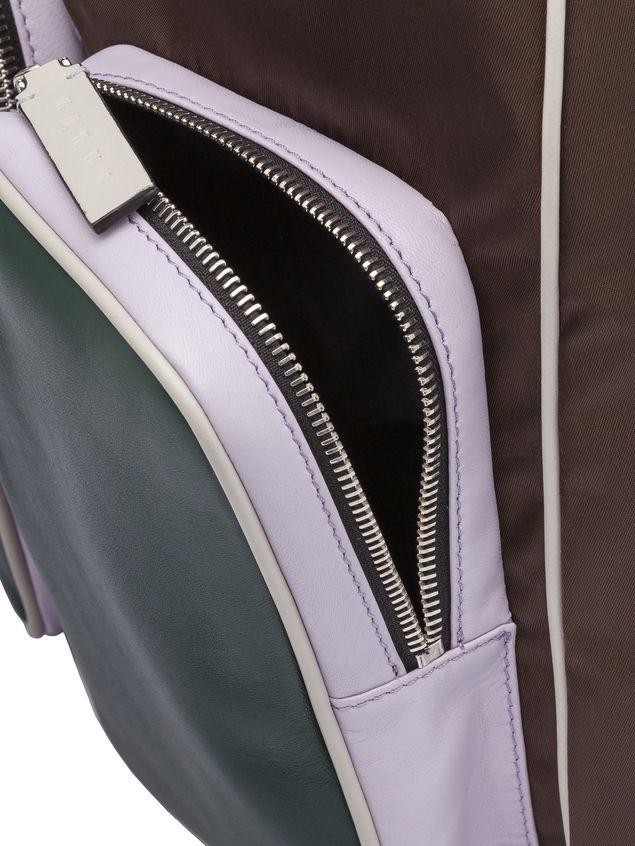 630b4bccc2 MARNI Borse a spalla Woman Backpack in techno nylon d