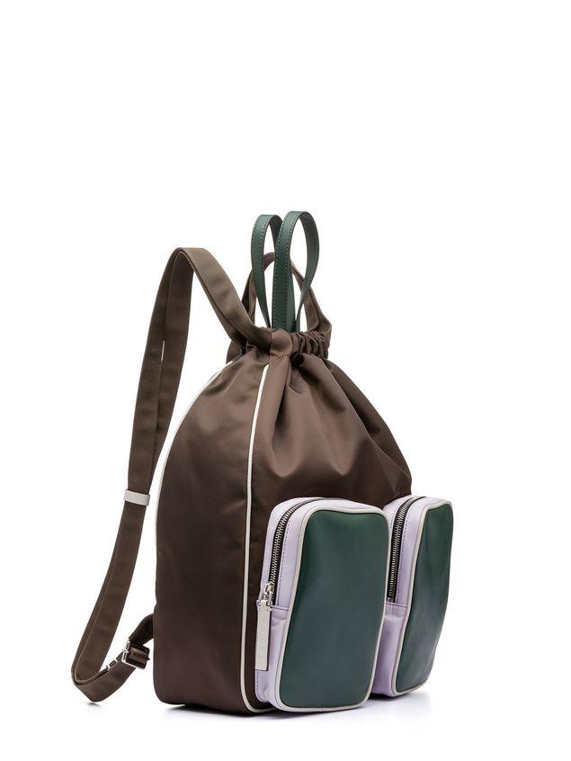 d632f7ab66 ... Marni Backpack in techno nylon Woman - 2 ...