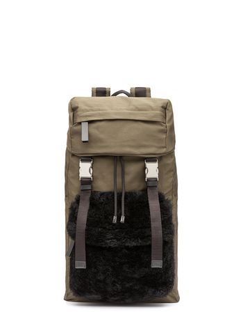 Marni Cordura backpack Man