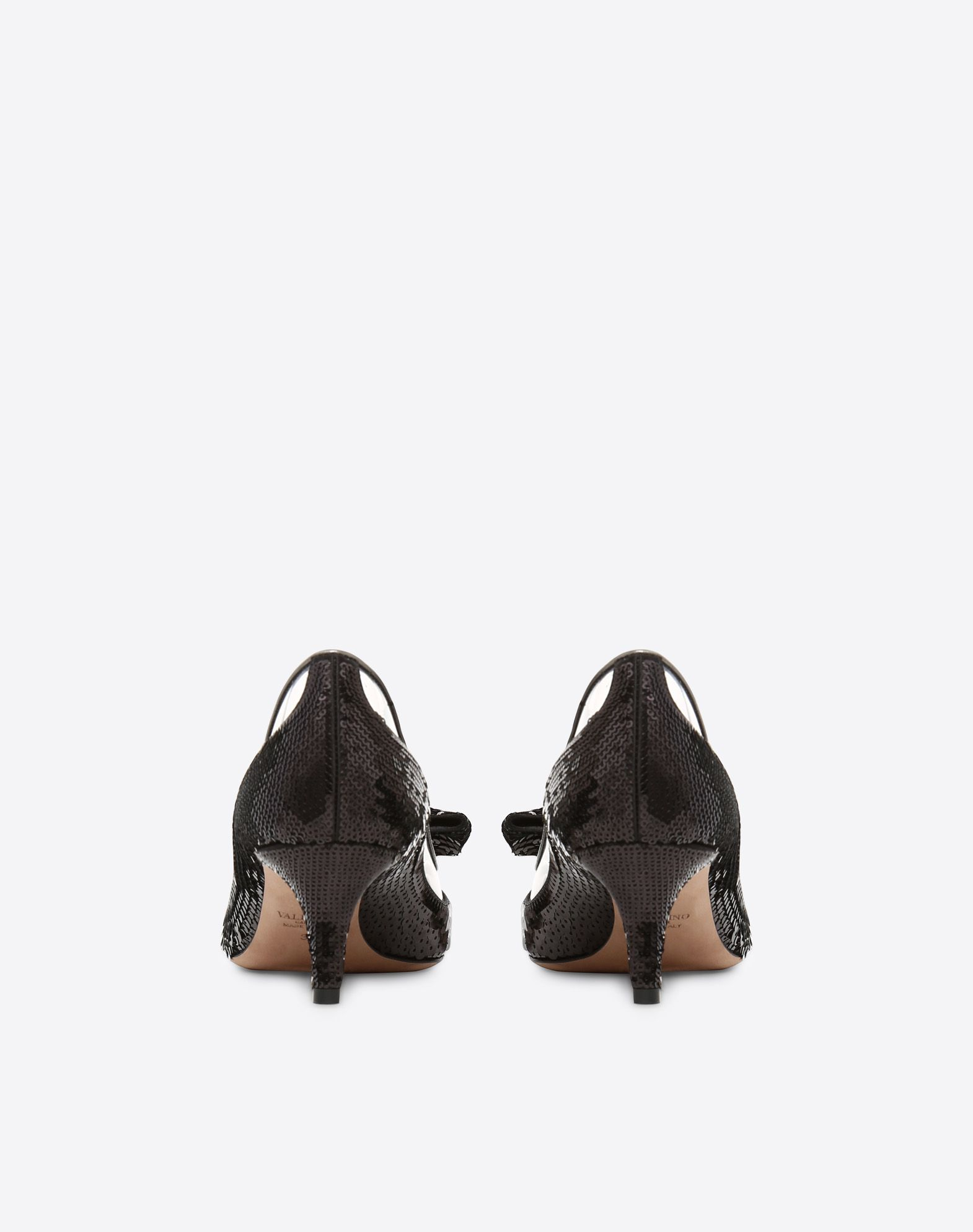 VALENTINO GARAVANI Zapatos de salón Dollybow MEDIUM HEEL PUMPS D d