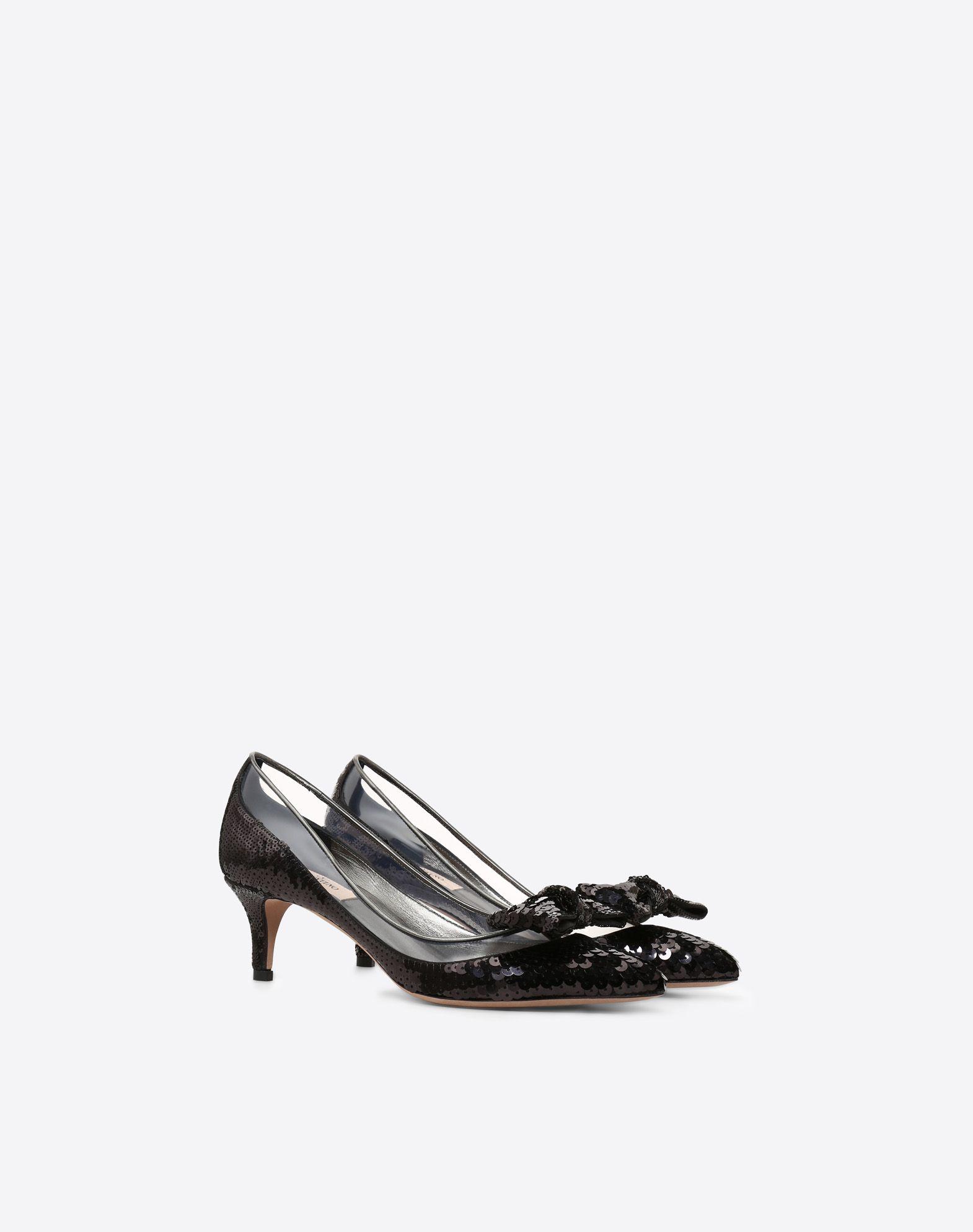 VALENTINO GARAVANI Zapatos de salón Dollybow MEDIUM HEEL PUMPS D r
