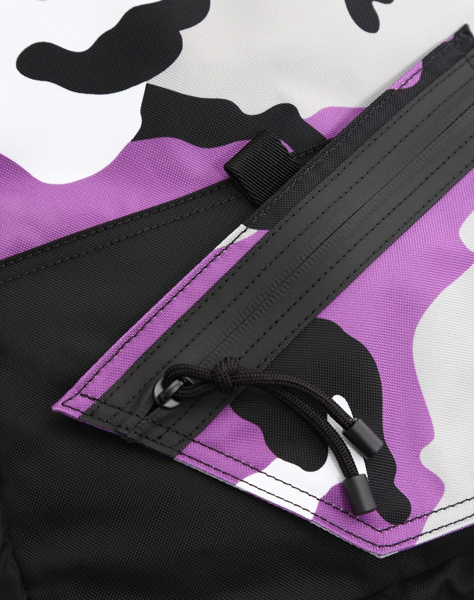 VALENTINO GARAVANI UOMO Camouflage rucksack Rucksack U b