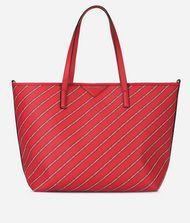KARL LAGERFELD K/Stripe Shopper mit Logo 9_f
