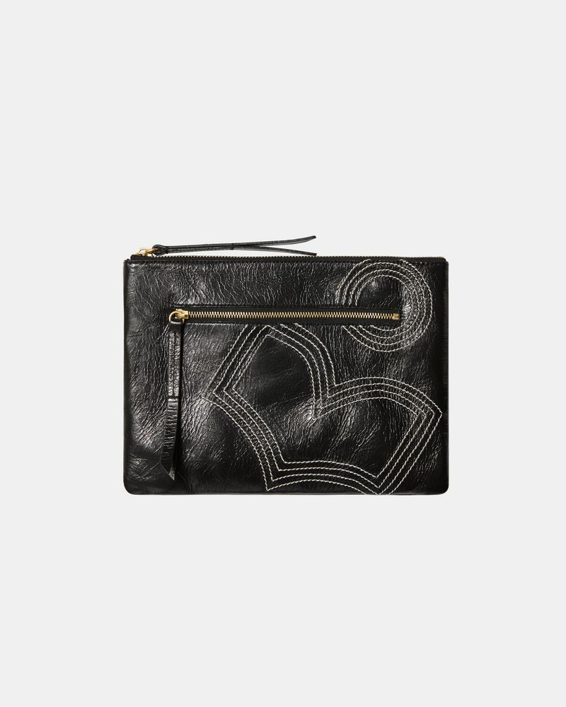 NETAH clutch bag ISABEL MARANT