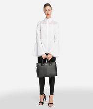 KARL LAGERFELD K/Klassik Quilted Leather Tote Bag 9_f
