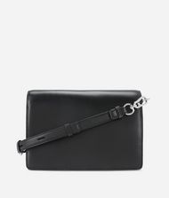 KARL LAGERFELD K/Signature Schultertasche aus Leder mit Nietendetails 9_f