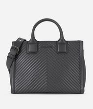KARL LAGERFELD K/Klassik Quilted Leather Tote Bag 9_f