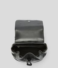 KARL LAGERFELD K/Signature Leather Backpack 9_f