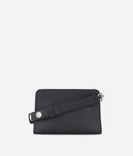 KARL LAGERFELD K/Snaps Small Leather Shoulder Bag 9_f