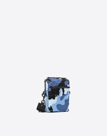 VALENTINO GARAVANI UOMO 斜挎包 U Camouflage Crossbody Bag r