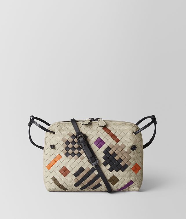 BOTTEGA VENETA CEMENT INTRECCIATO ABSTRACT NODINI BAG Crossbody bag [*** pickupInStoreShipping_info ***] fp
