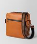 orange/nero butter calf pilot 18 bag Front Portrait