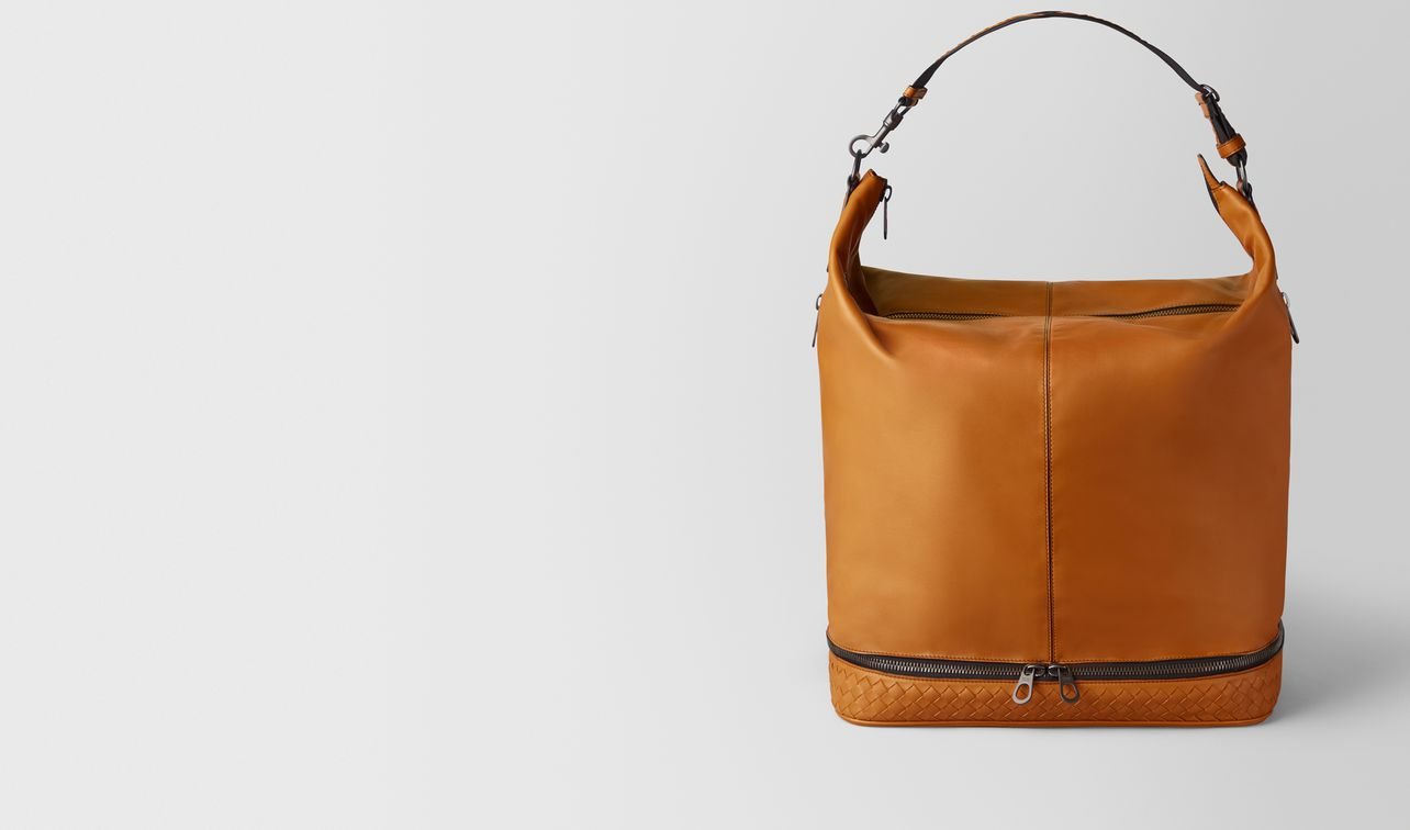orange/nero butter calf mi-ny bag landing