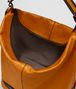 BOTTEGA VENETA ORANGE/NERO BUTTER CALF MI-NY BAG Tote Bag Man dp
