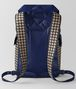 BOTTEGA VENETA ATLANTIC CALF INTRECCIATO CHECKER BACKPACK Backpack Man ep