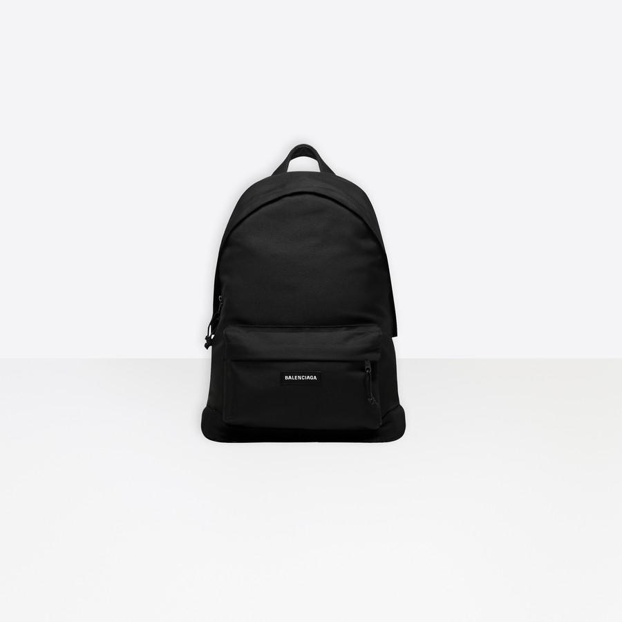 Explorer Backpack Black for Men