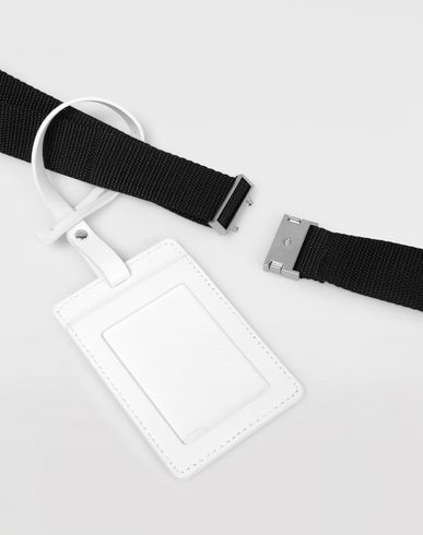 BAGS 4-stitches bumbag White