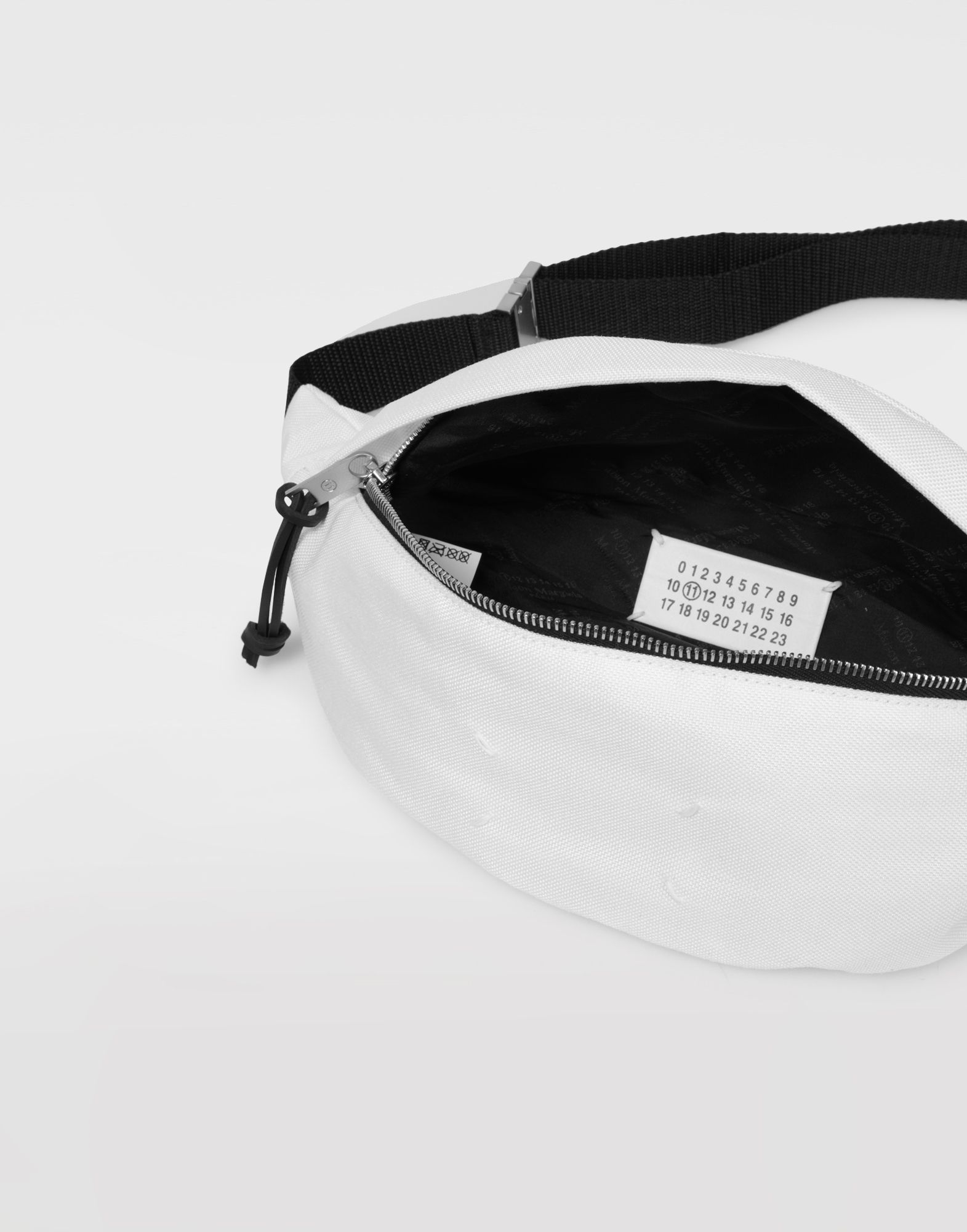MAISON MARGIELA 4-stitches bumbag Fanny pack Man a