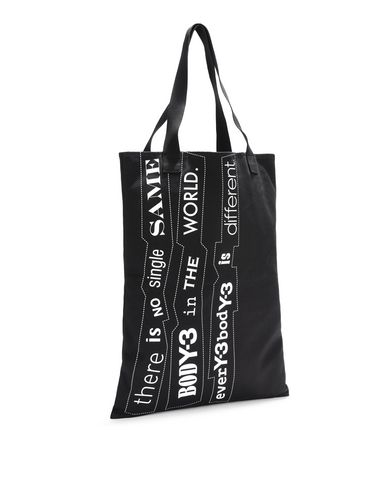 Y-3 Slogan Tote Bag BAGS woman Y-3 adidas