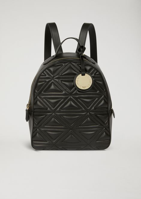 EMPORIO ARMANI Backpack [*** pickupInStoreShipping_info ***] f