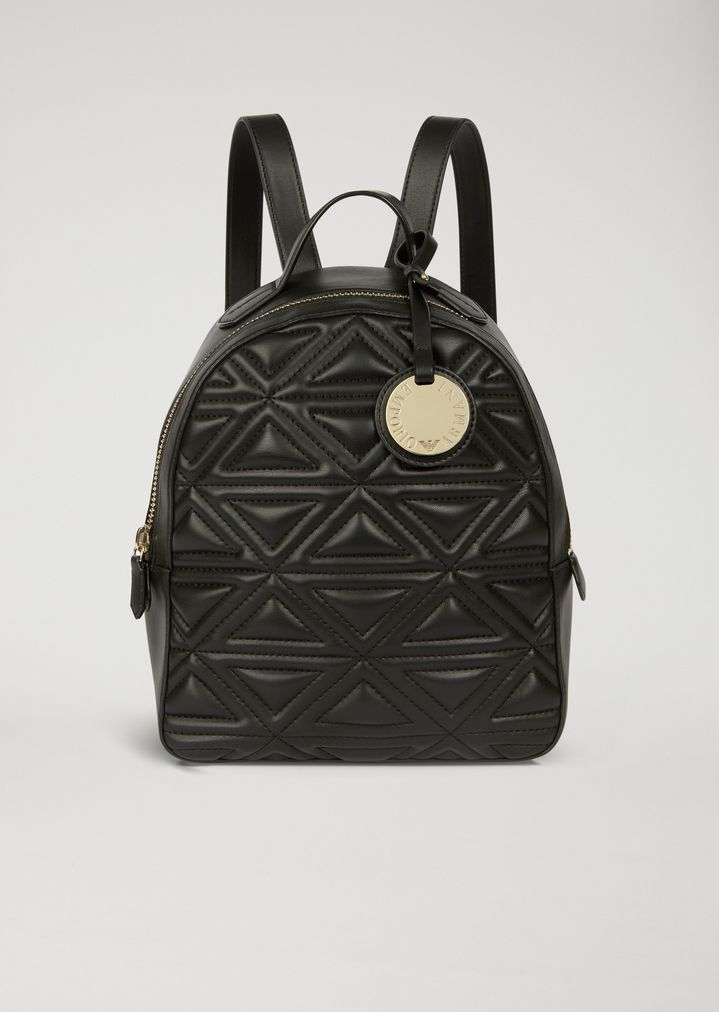 9a2eed593a Backpack | Woman | Emporio Armani