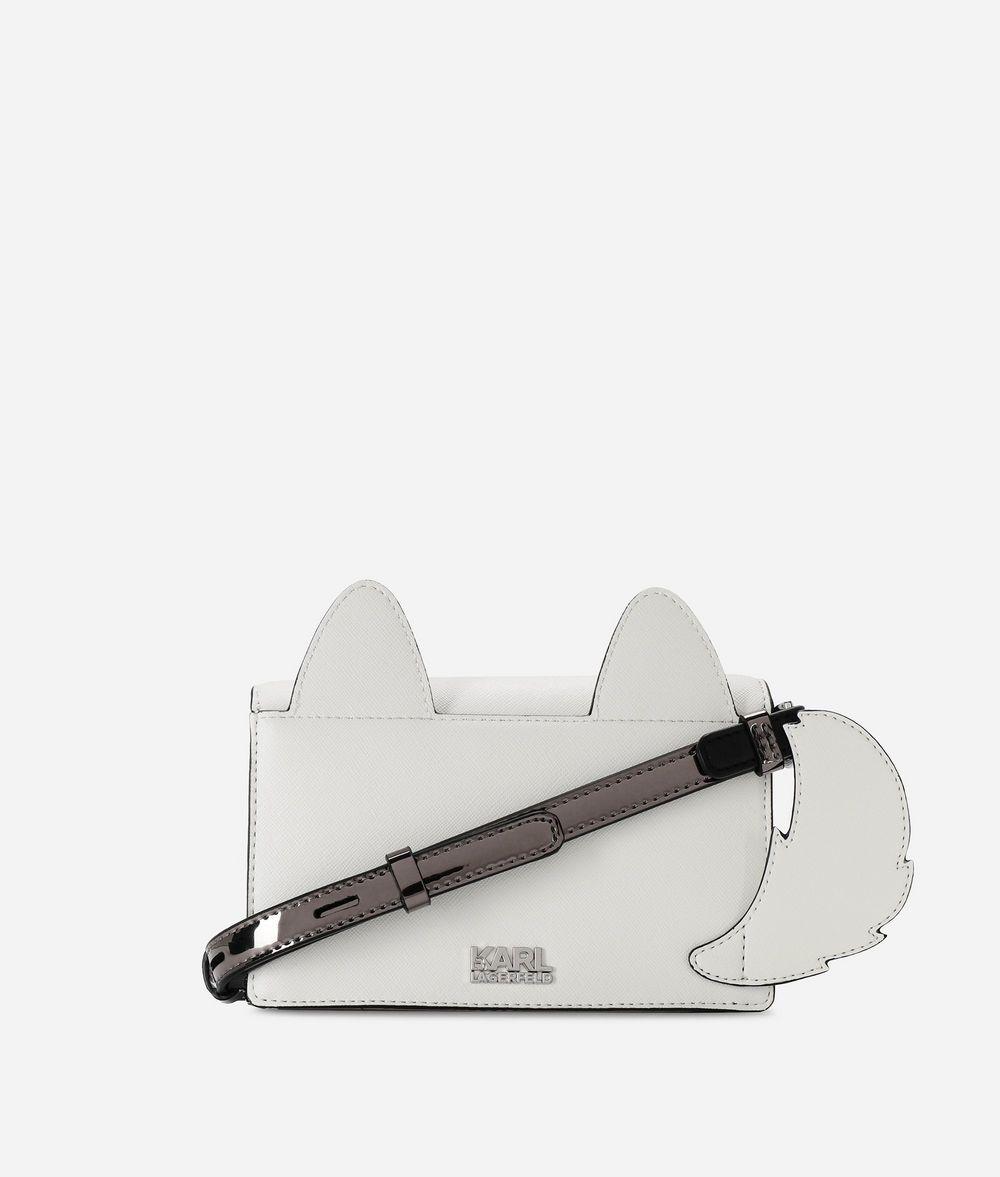 KARL LAGERFELD K/Ikonik Choupette Crossbody Bag Crossbody Bag Woman d