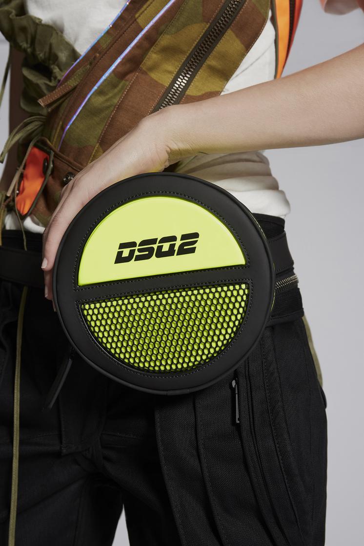 DSQUARED2 Bionic Sport Pill Crossbody Bag Shoulder bag Woman