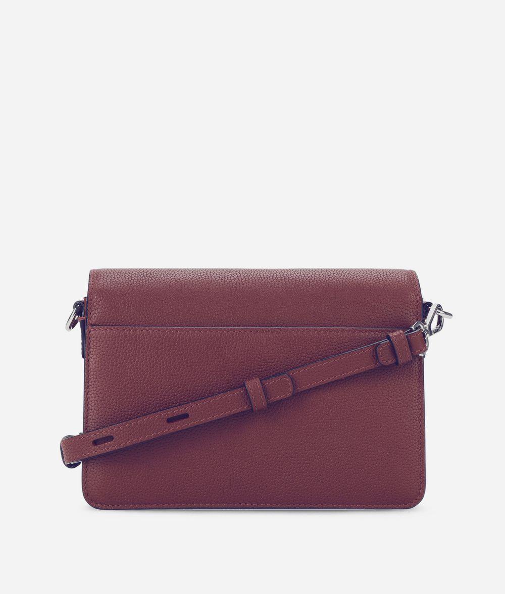 KARL LAGERFELD K/Karry All Leather Shoulder Bag Handbag Woman d