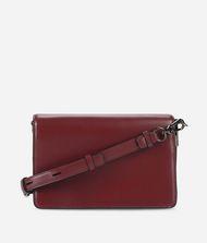 KARL LAGERFELD K/Signature Leather Shoulder Bag 9_f