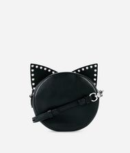 KARL LAGERFELD K/Rocky Choupette Leather Crossbody Bag 9_f