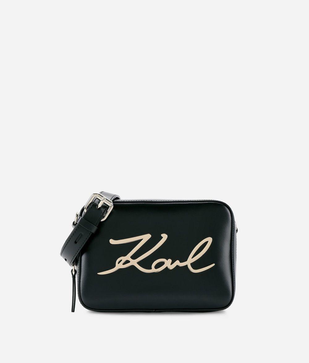 KARL LAGERFELD K/Signature Camera Bag Crossbody Bag Damen f