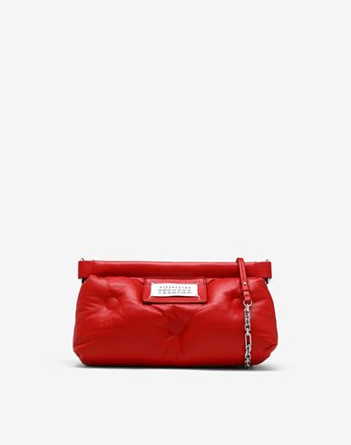 MAISON MARGIELA Clutch Woman Red carpet Glam Slam bag f