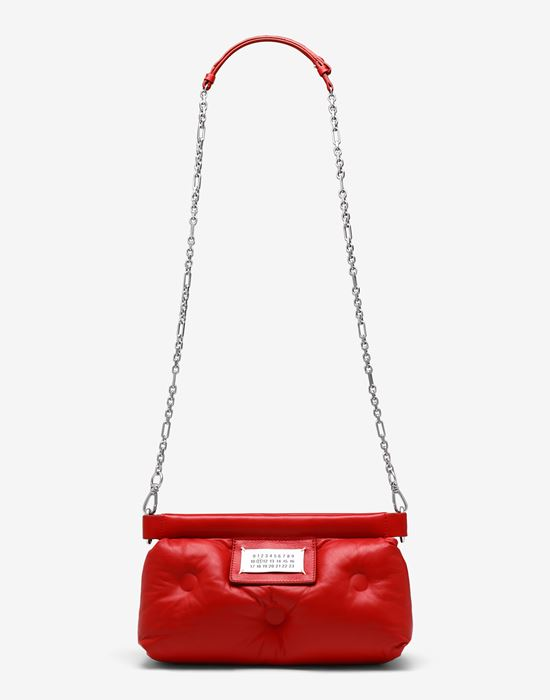 MAISON MARGIELA Red carpet Glam Slam bag Clutch [*** pickupInStoreShipping_info ***] a