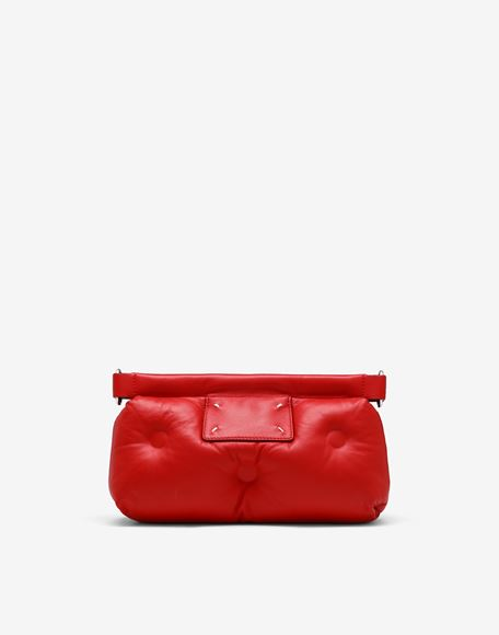 MAISON MARGIELA Red carpet Glam Slam bag Clutch Woman d