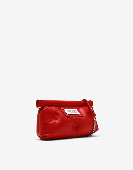 MAISON MARGIELA Red carpet Glam Slam bag Clutch Woman r